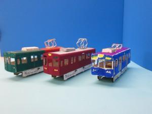 親子でつくろう鉄道模型①