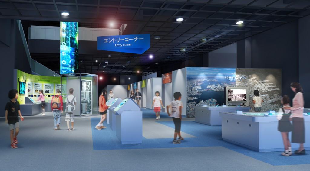 第4展示室パース0301